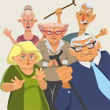 Старички