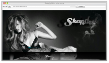 """Разработка сайта """"Под ключ"""" для салона красоты Елены Саблиной"""