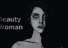 Шрифтовой портрет