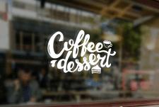 Логотип Coffee dessert