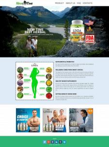 Биологические добавки YourNewTime (для Amazon)