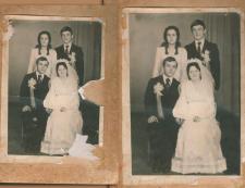 Реставрація весільного фото
