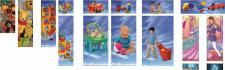 Дизайн витрины детского магазина игрушек