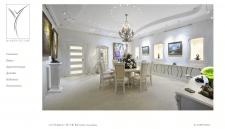 Сайт-визитка архитектурного салона