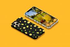 Паттерн для чехла мобильного телефона
