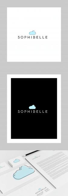 """Логотип для магазину дитячого одягу """"Sophibelle""""."""