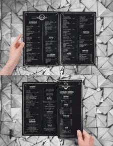 #Дизайн меню#для ресторана/кальянной#