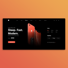 Redesign for site