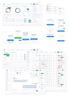 UX/UI дизайн веб-приложения