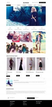 Blossom — интернет-магазин женской одежды