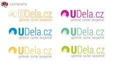 Логотип UDela
