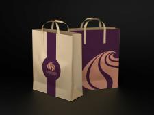Дизайн логотипа для кондитерской