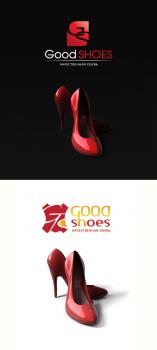 GoodShoes | логотип сети обувных магазинов
