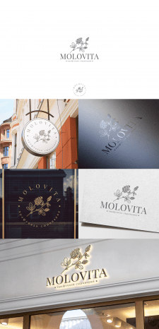 Лого Molovita
