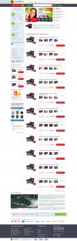 PresentMart - сайт подарочных сертификатов и набор