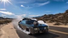 Mad Max car. Ford falcon v8