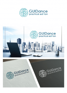 "Logo ""GUIDance"" it recruitment lab"