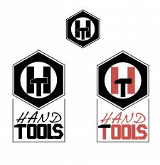 Логотип для магазина ручного инструментаHand-Tools