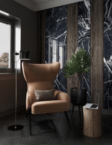 Дизайн и визуализация квартиры студии
