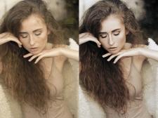 Профессиональная портретная ретушь