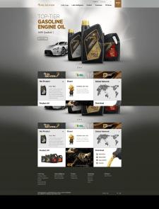 Multilanguage corporate website on Drupal