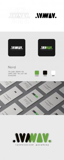 Создание логотипа для дизайнера