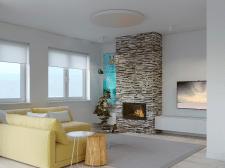 Дизайн итнерьера дома