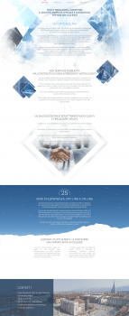 Разработка дизайна и верстка сайта на CMS Drupal