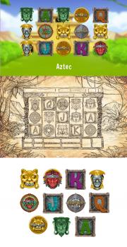 Ацтекские символы