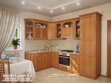 Визуализация кухни Юлия