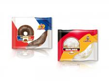 """Donuts + Berliner """"Мушкетер"""""""