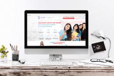 Корпоративный сайт по обучению английскому языку