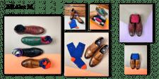 ALEX M бренд дизайнерских носков
