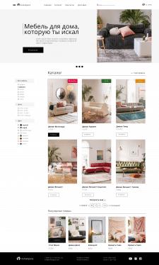 Интернет-магазин Home Space