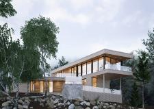 Візуалізація житлового будинку