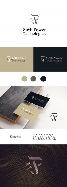 Логотип для компании технологий
