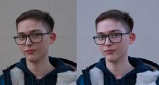 Ретушь портретного фото