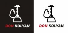 Логотип для кальяной