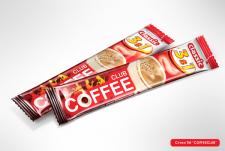Кофе Клаб стики