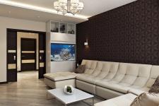 Дизайн-проект квартиры в г. Киев