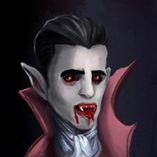 Портрет вампіра
