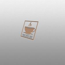 """Логотип """"Macciato Cafe"""""""