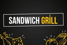 Логотип та фірмовий стиль для Sandwich Grill