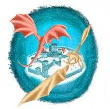 Драконы над Винтерфеллом