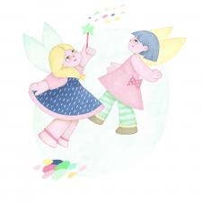 Иллюстрация к детской книге