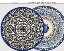 Рисунок для тарелок