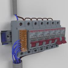 Электрический узел