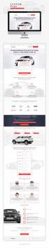 Landing page: продажа автостекла
