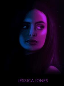 Jessica Jones  (арт обработка фотографии)
