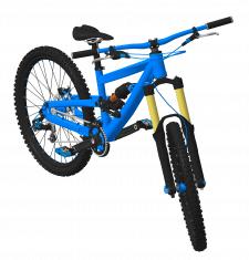 Scott Voltage FR20 Custom Bike